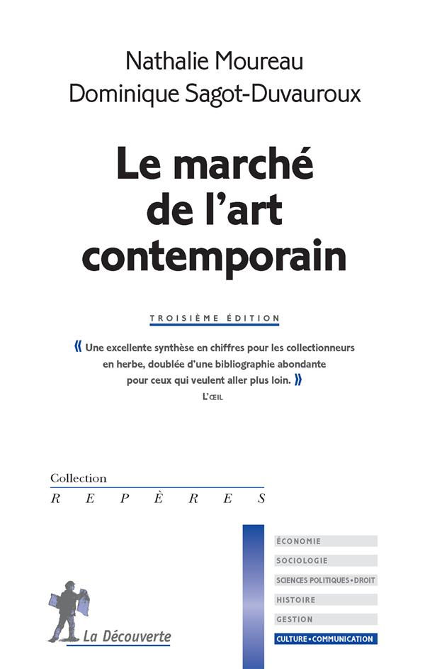 Le marché de l'art contemporain (3e édition)