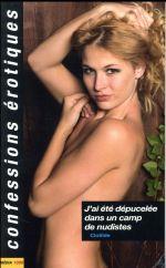 Confessions érotiques ; j'ai été depucélée dans un camp de nudistes