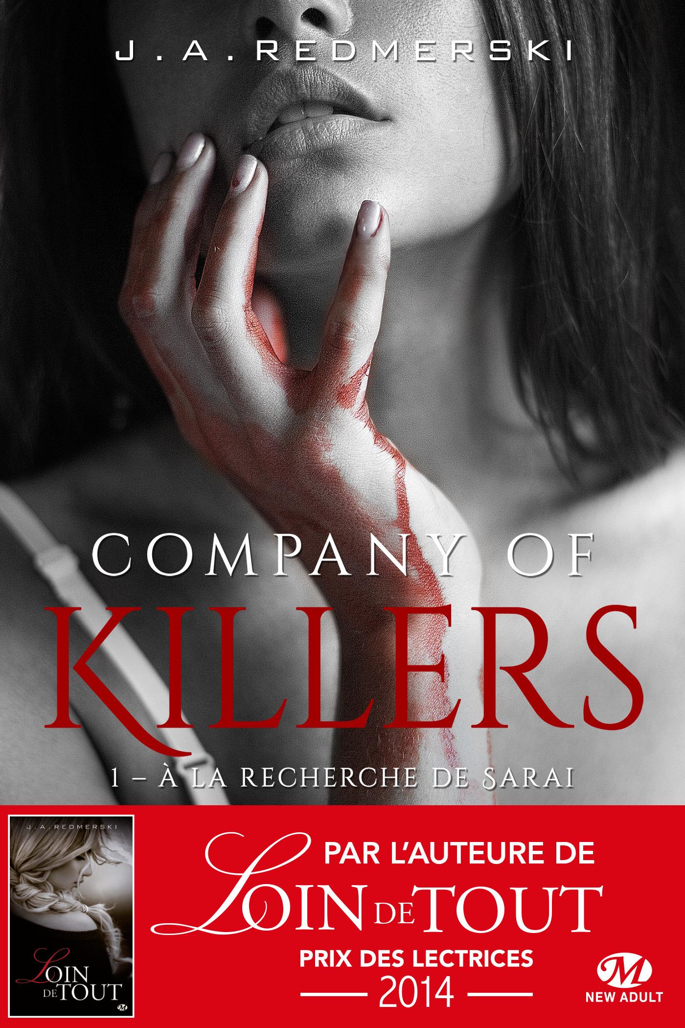 Company of killers T.1 ; à la recherche de Sarai