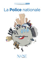 Vente Livre Numérique : La Police nationale  - Ouvrage COLLECTIF