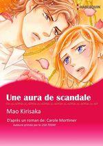 Vente Livre Numérique : Une aura de scandale  - Carole Mortimer - Mao Kirisaka
