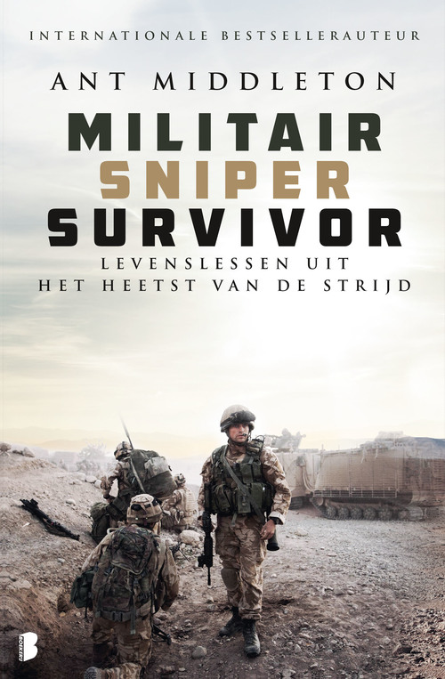 Militair, sniper, survivor