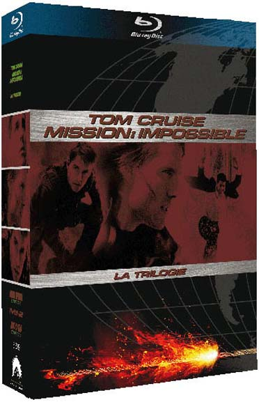 Mission : Impossible - La trilogie