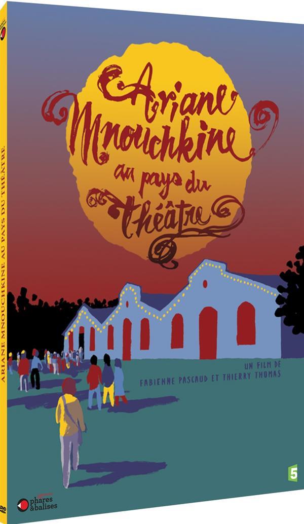 Ariane Mnouchkine au pays du théâtre