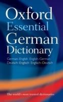 GERMAN ESSENTIAL DICTIONARY