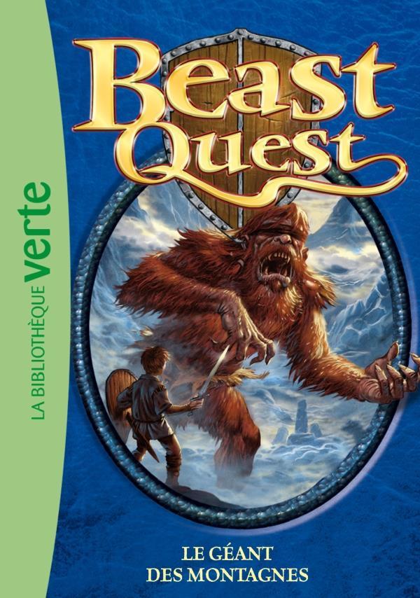 Beast Quest T.3 ; le géant des montagnes