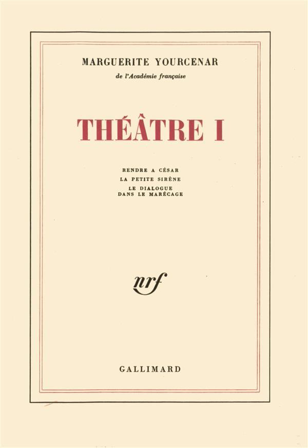 Theatre (tome 1)