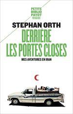 Vente EBooks : Derrière les portes closes  - Stephan Orth