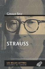 Strauss  - Gérald Sfez