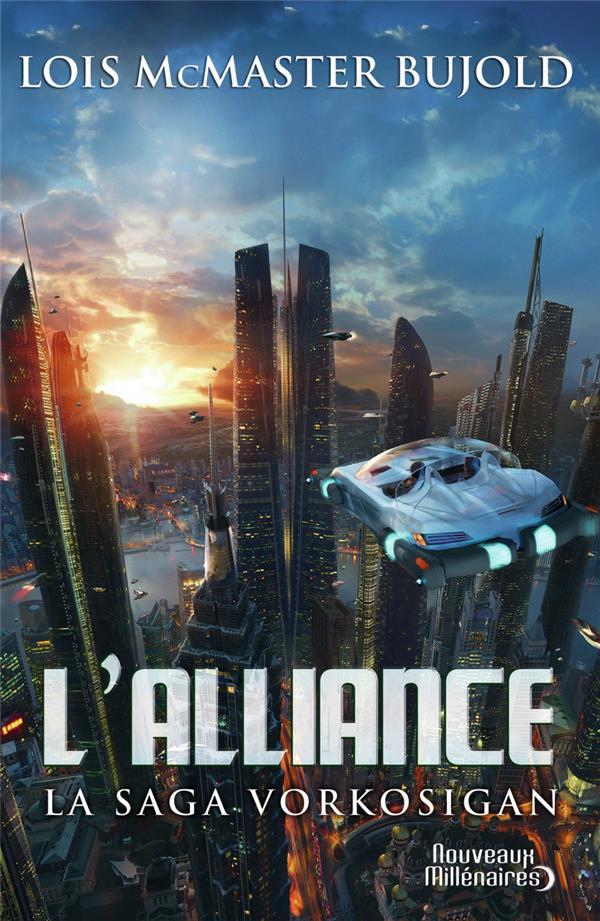 La saga Vorkosigan T.18 ; l'alliance