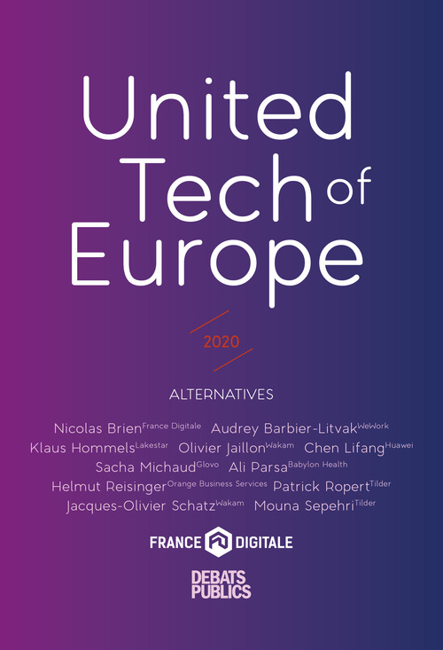 United tech of Europe ; alternatives (édition 2020)