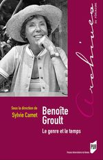 Benoîte Groult  - Sylvie Camet