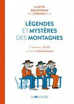 Couverture de Legendes Et Mysteres Des Montagnes