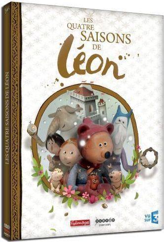 Les Quatre saisons de Léon : Les aventures médiévales de Léon, Mélie, Boniface et Pougne !