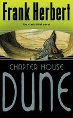 Vente EBooks : Chapter House Dune  - Frank Herbert