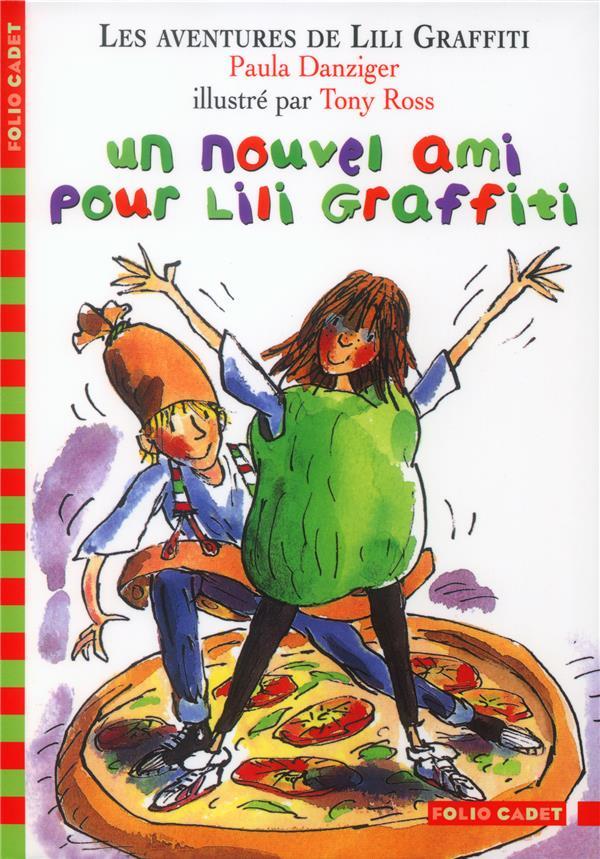 Les aventures de Lili Graffiti T.5 ; un nouvel ami pour Lili Graffiti