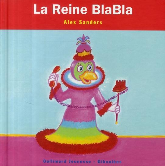 la Reine BlaBla