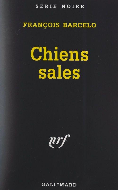 Chiens sales