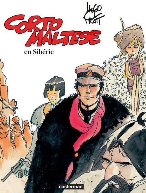 Corto Maltese t.6 ; en Sibérie