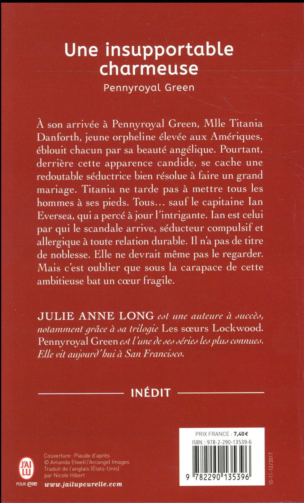 Pennyroyal green T.9 ; une insupportable charmeuse