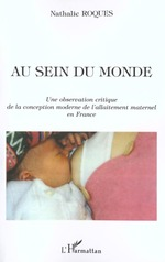 Vente Livre Numérique : AU SEIN DU MONDE  - Nathalie Roques
