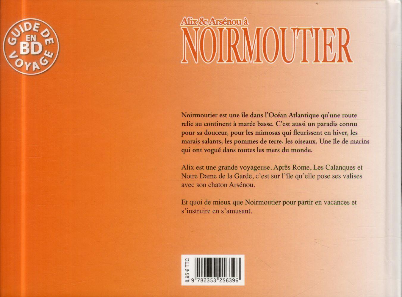 Alix et Arsenou à Noirmoutier