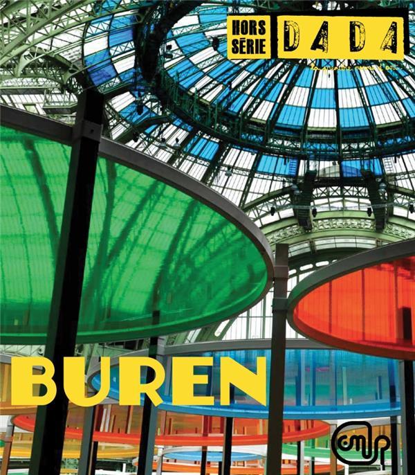 Revue Dada T.Hs1; Daniel Buren