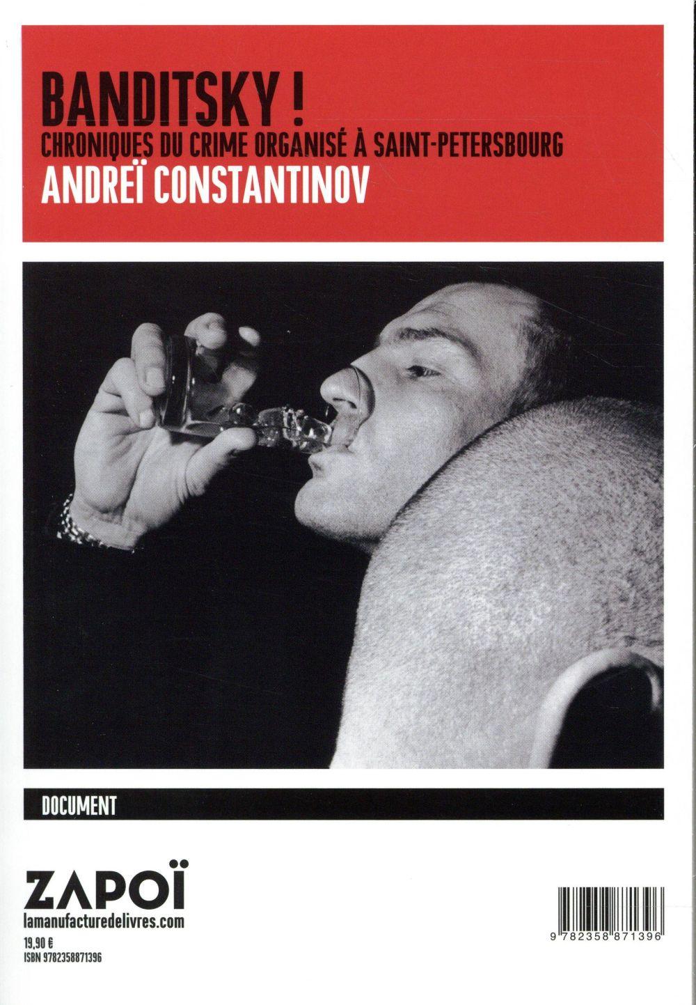 Banditsky ! chroniques du crime organisé à Saint-Pétersbourg