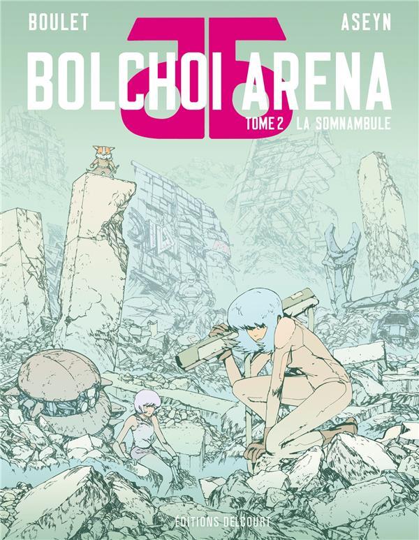 BOLCHOI ARENA T02