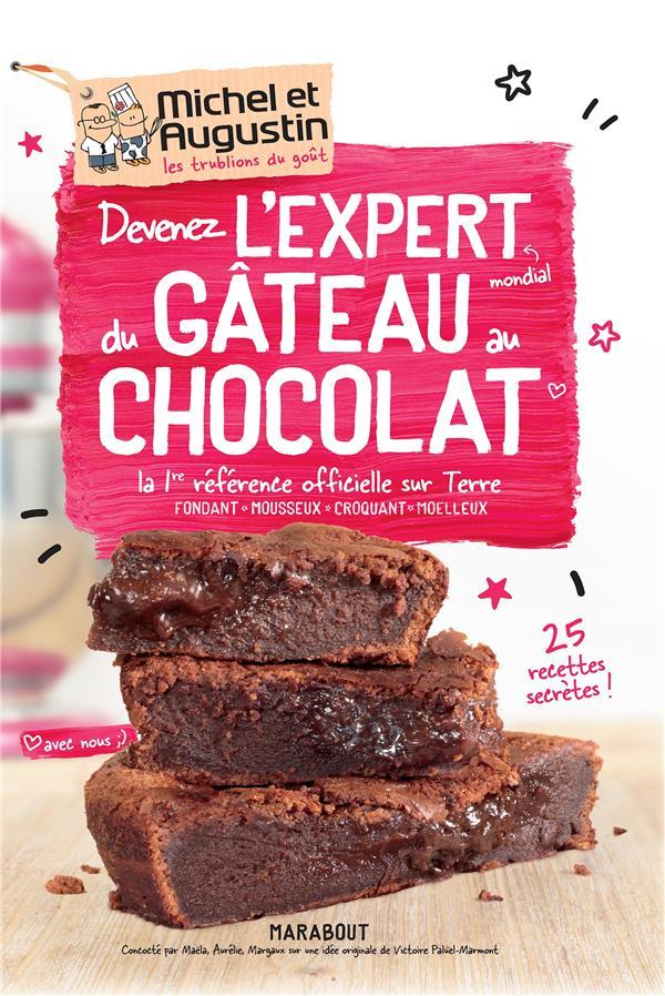 Devenez l'expert mondial du gâteau au chocolat ; la 1ere référence officielle sur terre