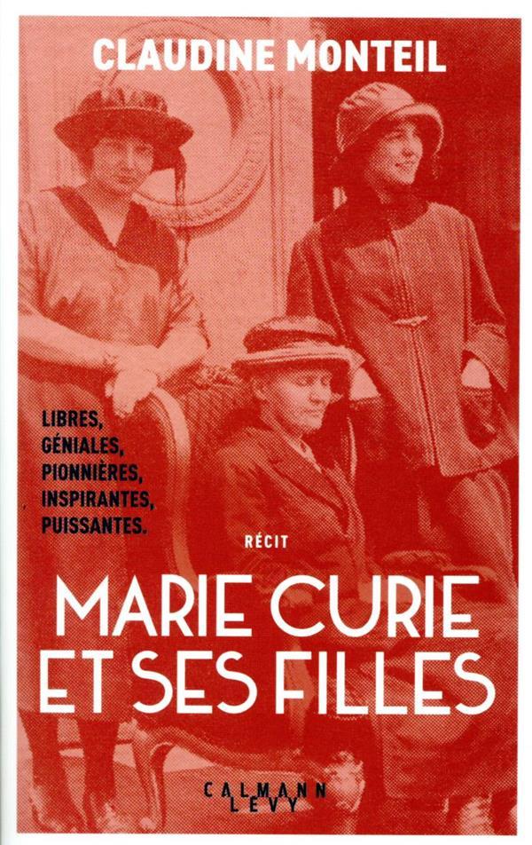 Marie Curie et ses filles