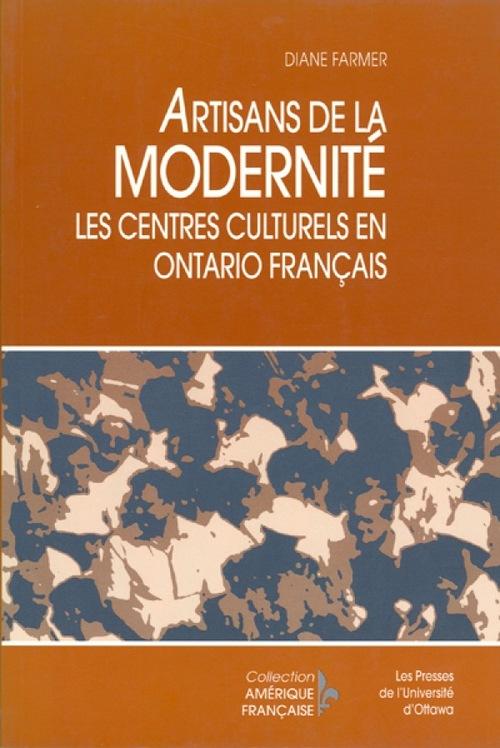 Artisans de la modernite les centres culturels