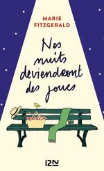Vente Livre Numérique : Nos nuits deviendront des jours  - Marie FITZGERALD