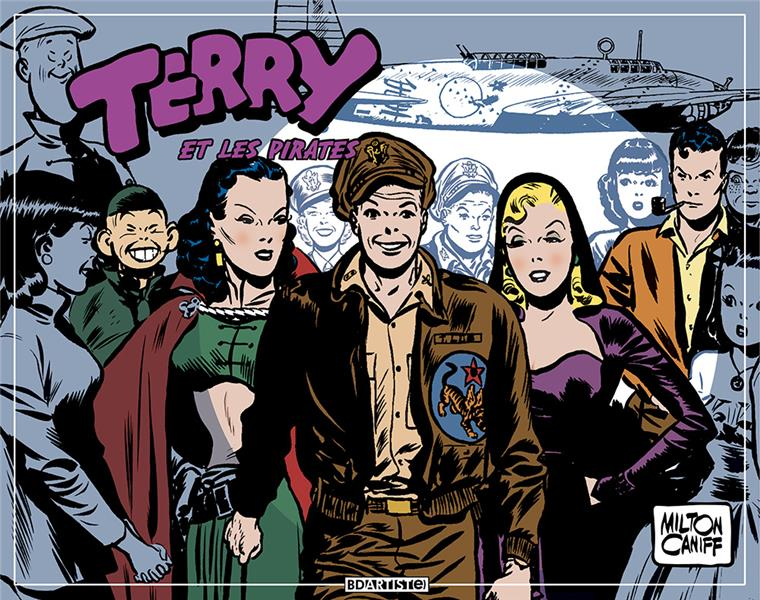 Terry et les pirates T.6