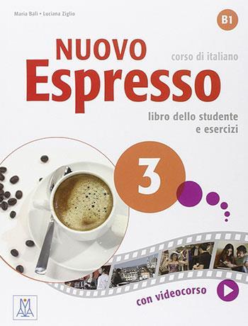 Nuovo Espresso 3 ; italien ; B1 ; libro dello studente e esercizi