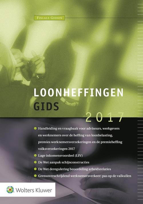 Loonheffingengids - 2017