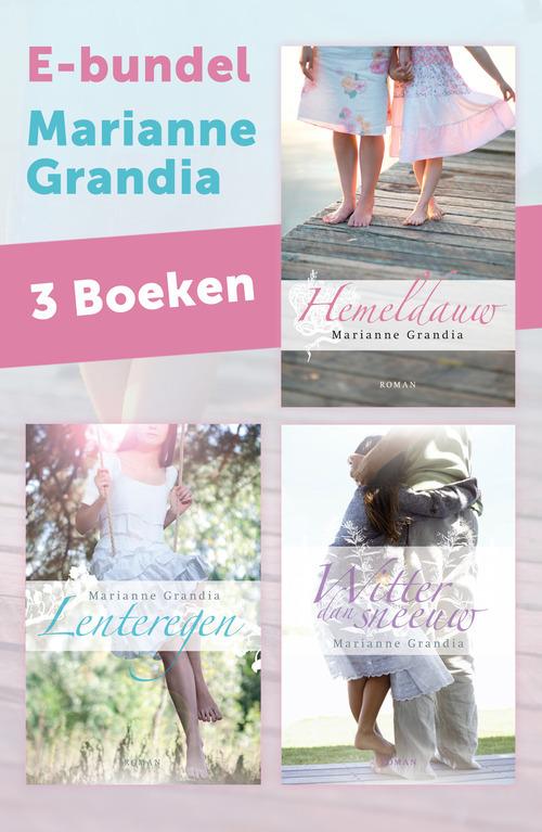 E-bundel Marianne Grandia - Marianne Grandia - ebook