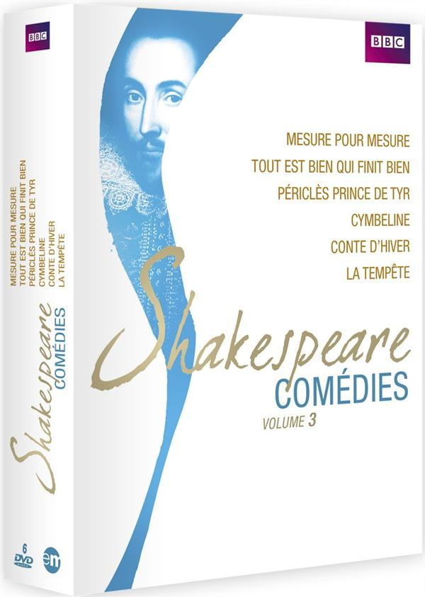 Shakespeare : Comédies - Vol. 3