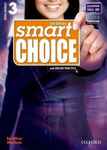Smart Choice Second Edition Student Book & Online Practice 3 Pack