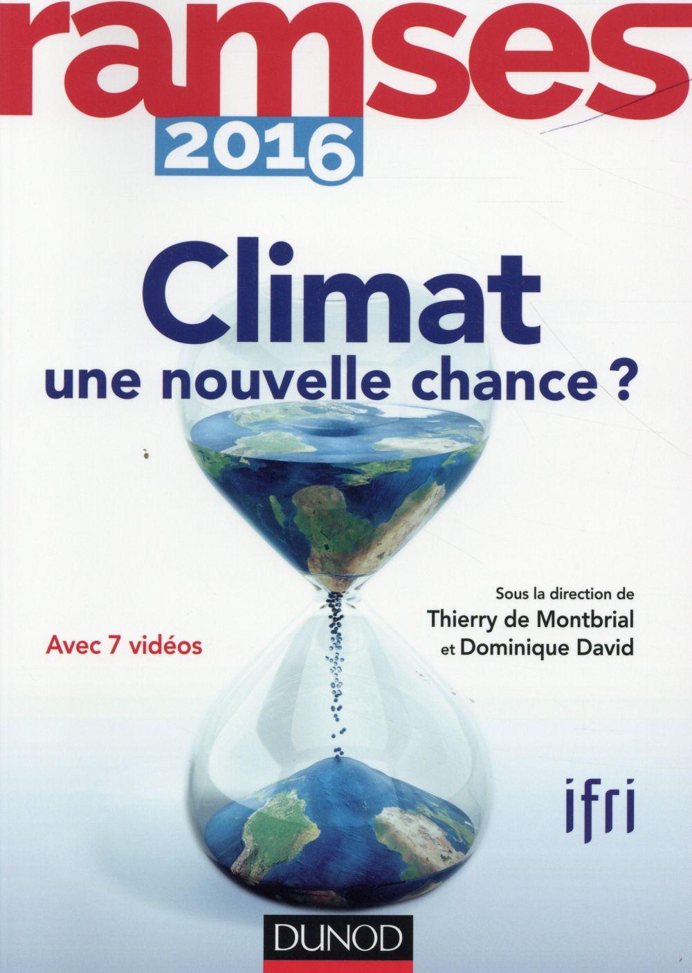 Ramses 2016 ; climat : une nouvelle chance ?