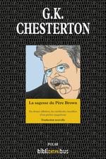 Vente Livre Numérique : La sagesse du Père Brown  - Gilbert Keith CHESTERTON