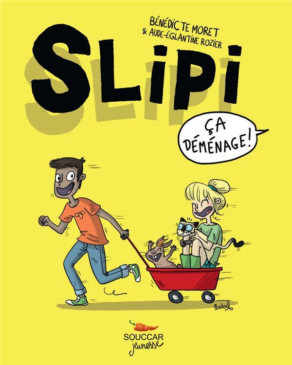 SLIPI  -  LE DEBUT POUR COMMENCER T.1