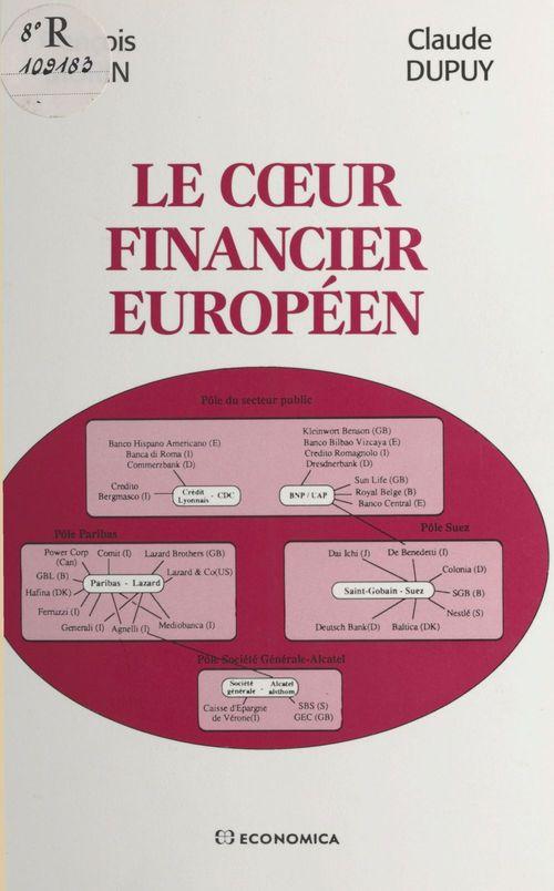 Le coeur financier européen