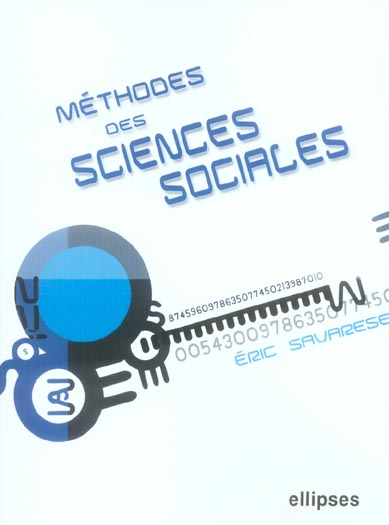 Methodes Des Sciences Sociales