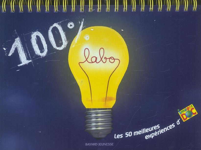 100% Labo ; Les 50 Meilleures Experiences D'Images Doc