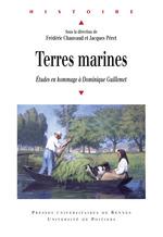 Vente Livre Numérique : Terres marines  - Frédéric Chauvaud - Jacques Péret