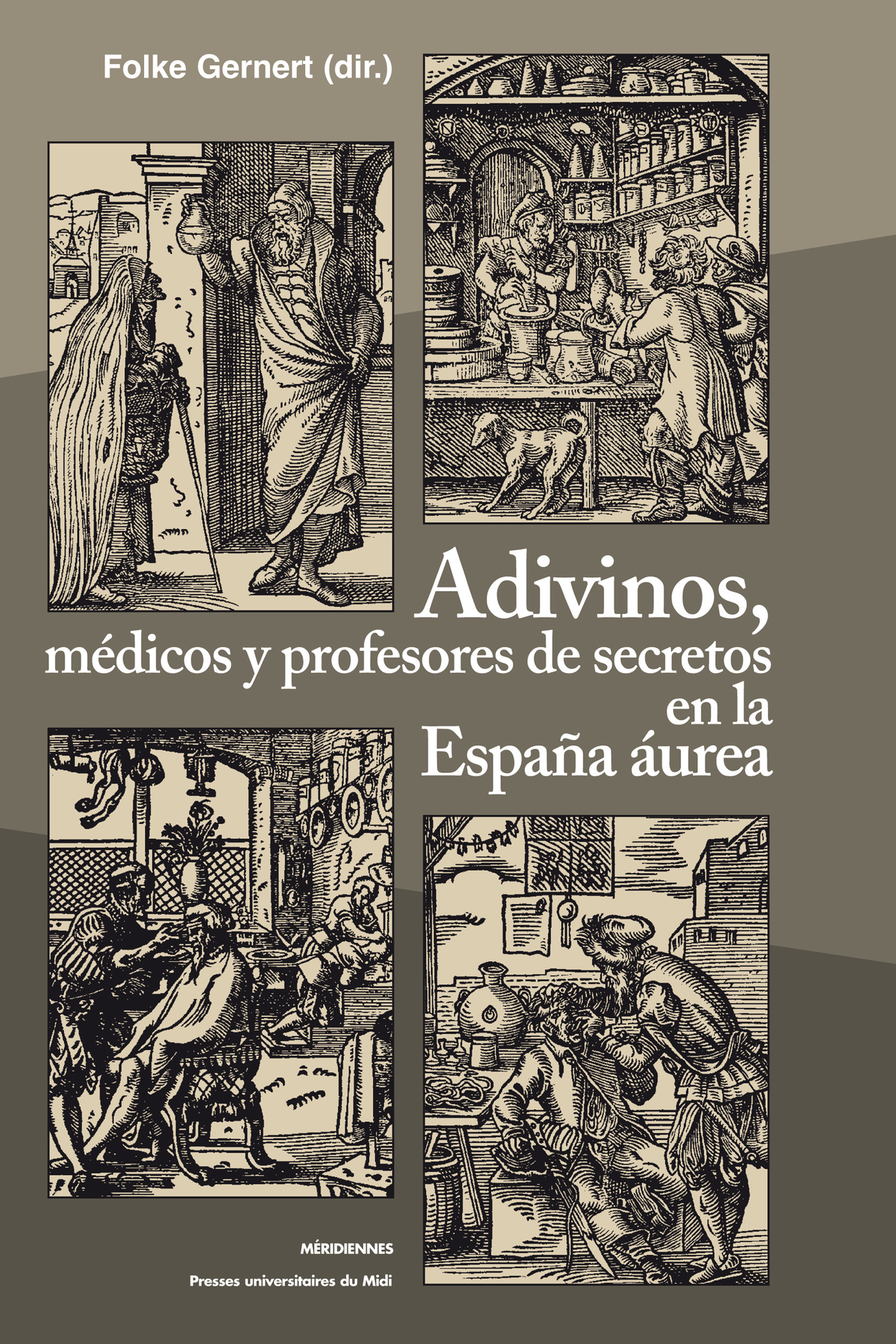 Adivinos, médicos y profesores de secretos en la España aurea
