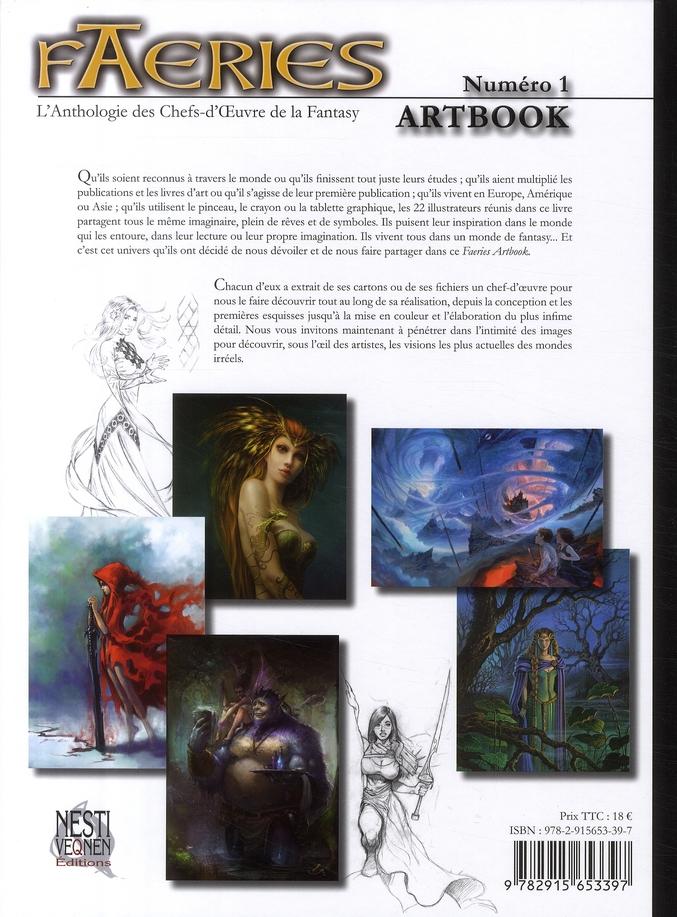 Faeries artbook t.1