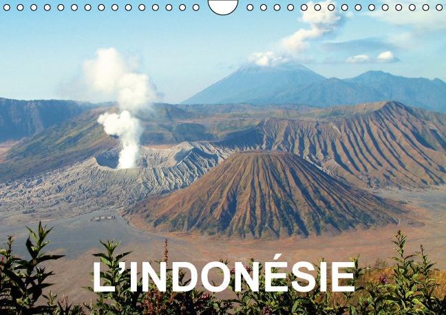 L'Indonésie (Calendrier mural 2015 DIN A4 horizontal)