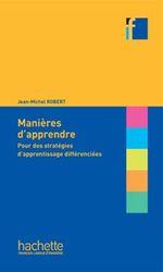 Vente EBooks : Collection F - Manières d'apprendre (ebook)  - Jean-Michel Robert